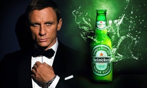 Quel champagne boit james bond