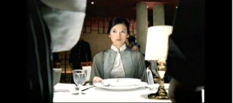 Zhang Ziyi chez Ang Lee, ça ne manque pas de sel.
