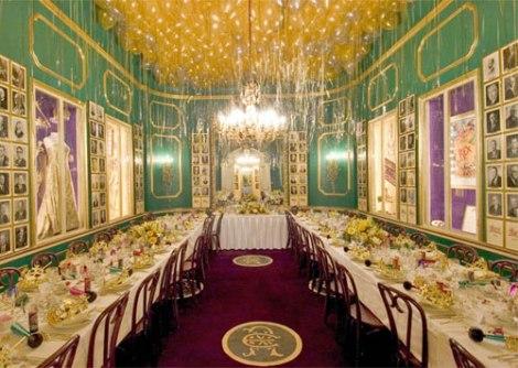 La Rex Room, chez Antoine's.
