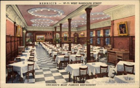 Henrici's Chicago