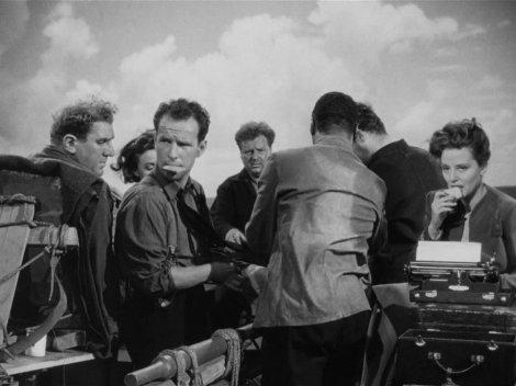 """Lifeboat"", 1944. (c) Twentieth Century Fox"