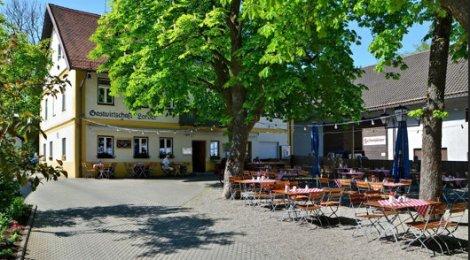 L'auberge Lorber, à Munich.