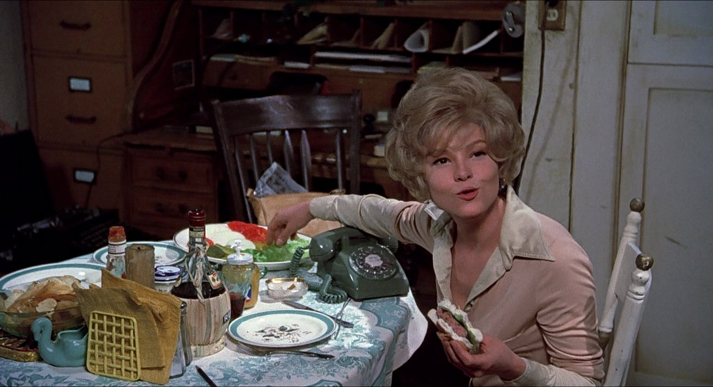 """""""Complot de famille"""" (Family Plot, 1976). (c) Universal"""