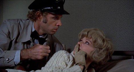 George (Bruce Dern) et Blanche (Barbara Harris). (c) Universal