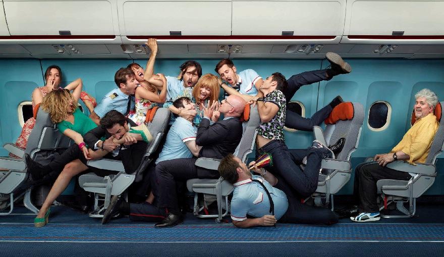 """""""Les Amants passagers"""". Toutes les photos du film : © Paola Ardizzoni / Emilio Pereda, 2013."""