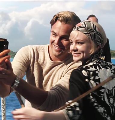 Leo DiCaprio, Carey Mulligan. (c) Warner Bros.