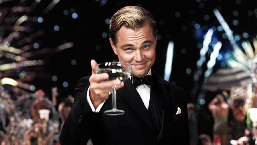 Gatsby le magnifique (The Great Gatsby). Réalisé par Baz Luhrmann, scénario de Craig Pierce, 2013. Toutes les photos : (c) Warner Bros.