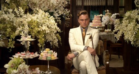 Leonardo DiCaprio et les macarons.