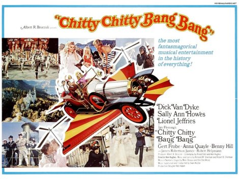 Chitty press flyer