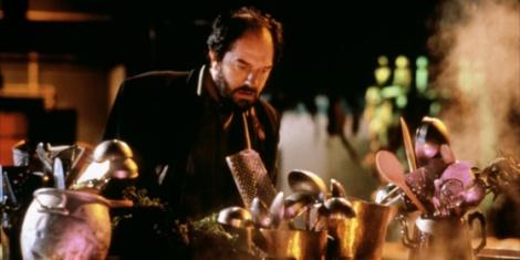 Michael Gambon dans Le Cuisinier... de Peter Greenaway, 1989. (c) Warner Bros.