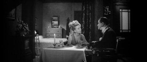 Judy West et Jack Lemmon dans La Grande arnaque (The Fortune Cookie, 1966)