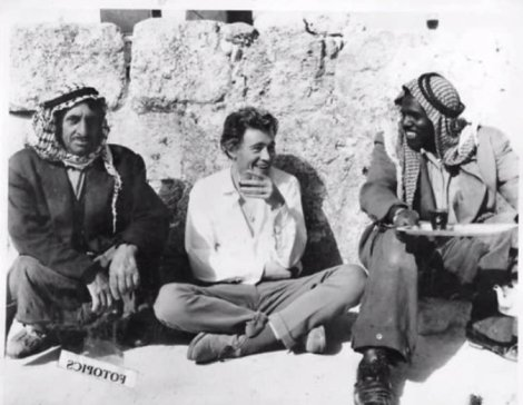 Thé avec les Bédouins