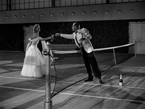 Une mécanique bien rodée : William Holden et Martha Hyer dans Sabrina (1954).