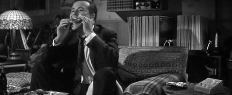 Jack Lemmon dans La Garçonnière (The Apartment, 1960)