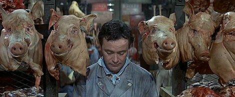 Jack Lemmon en bonne compagnie dans Irma la douce (1963)