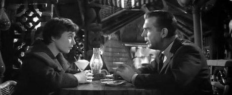 Shirley MacLaine, le frozen daiquiri, et Fred MacMurray, décidément formidable. La Garçonnière.