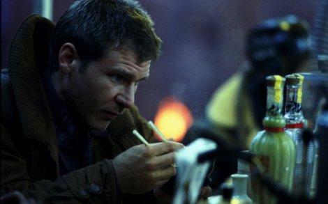 Blade Runner de Ridley Scott, 1982.